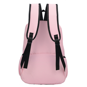 Image 4 - 2020 Preppy Style Fashion Cartoon Women School Bag Travel Backpack For Girls Teenager Stylish Laptop Bag Rucksack girl schoolbag