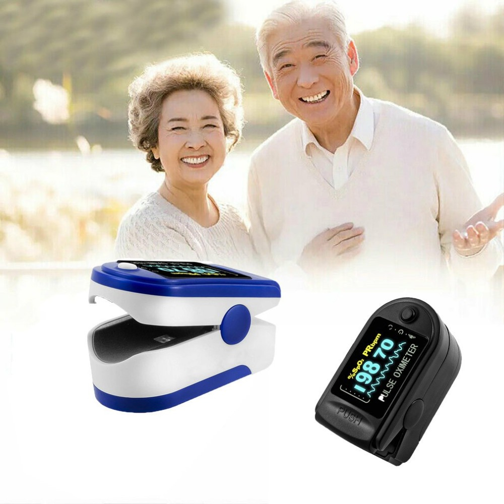 Oxymètre pulsomètre de doigt médical digital