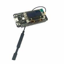 Aplicações do nó de cubecell GPS-6502 asr6502 lora gps/nó de lorawan para arduino com antena