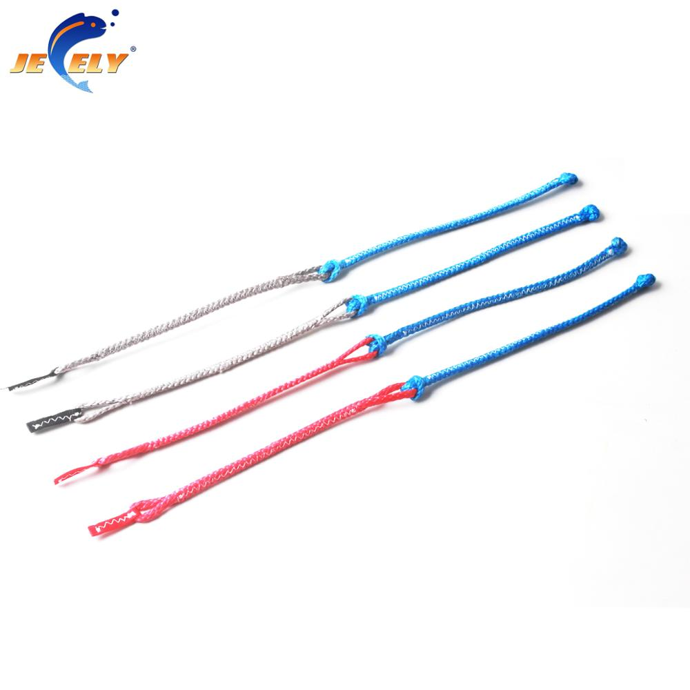 4PCS/SET Kitesurfing Kite 4 Line Pigtails 1000KG 2 Blue 1 Red 1 Gray For Bar Repair