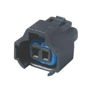 Złącze męskie kabel żeński złącze terminal końcówki przewodów samochodowych 2-złącze pinowe gniazda wtykowe uszczelka DJ70226C-2-21
