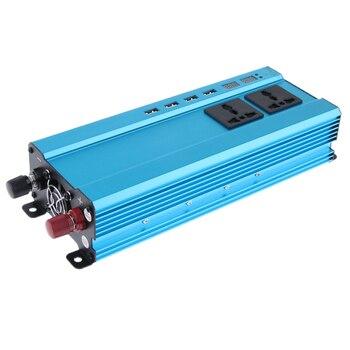 Great Performance Car 5000W Power Inverter Display 12V Sine Wave Converter