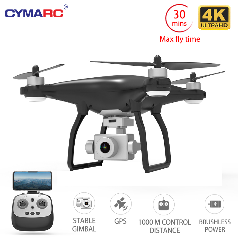 X35 GPS RC Drone 5G WiFi 4K HD Camera Profissional RC Quadcopter Brushless Motor Drones Gimbal Stabilizer 30 Minutes flight 1