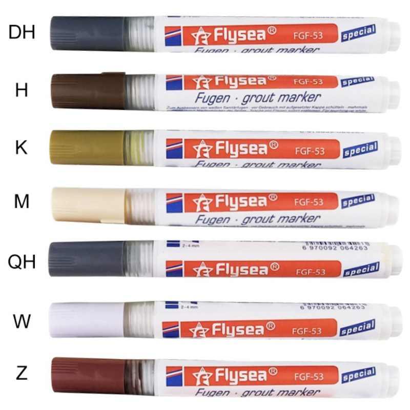 אריח פער תיקון עט מיוחד יופי תפר אריח תיקון קרמיקה נקיק הצללת עט ביתי כלים