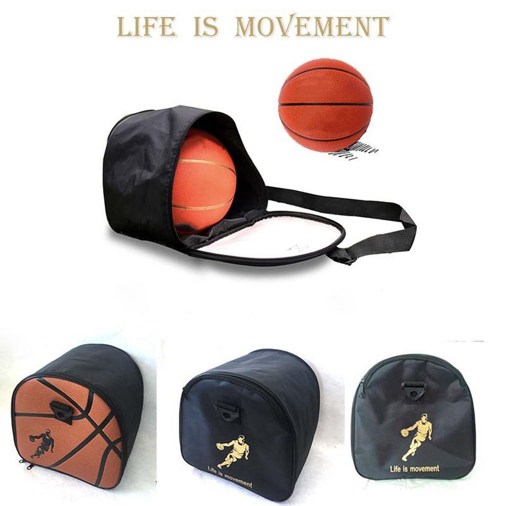 Портативная баскетбольная сумка, Высококачественная сумка для хранения баскетбола из ПУ, спортивная сумка для фитнеса, сумка для хранения ключей, водное стекло и обувь k2-0