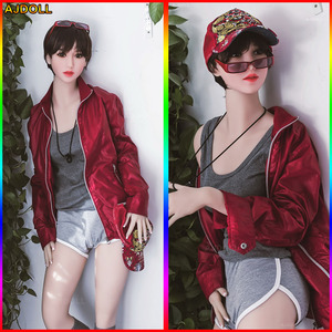 168cm Top Quality Lifelike Sex Dolls Real Adult, Full Size Silicone with Skeleton Love Doll, Big Ass Japanese Mannequins(China)