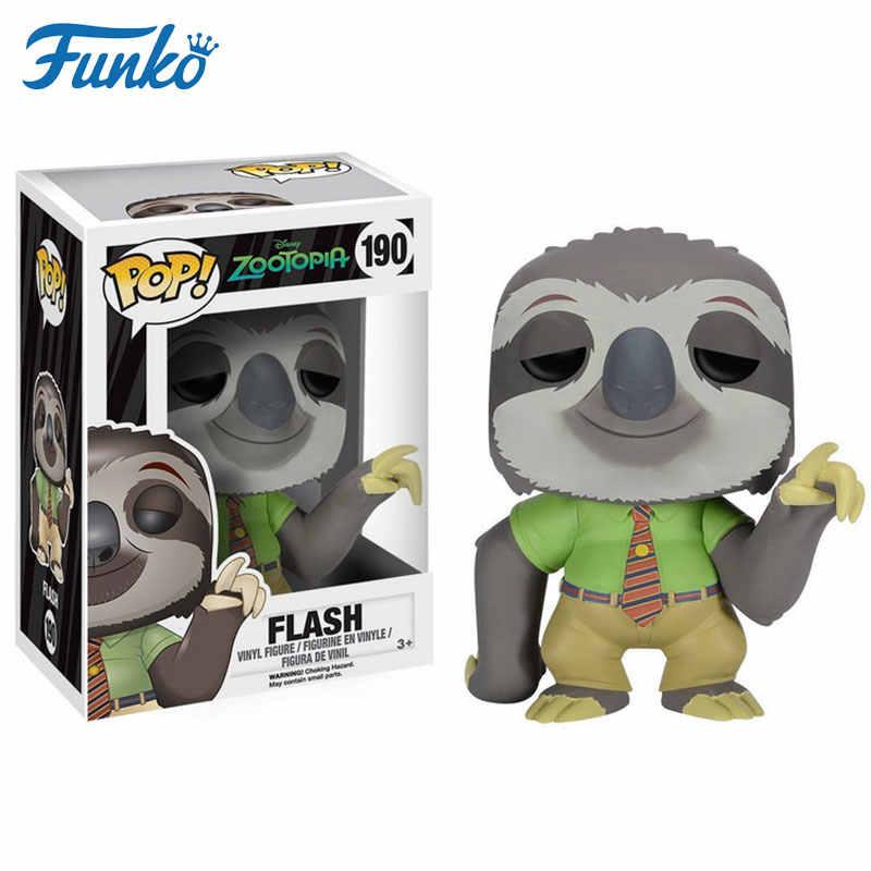 Funko pop flash anime figuras de ação crianças brinquedos funko pop animal figuras brinquedos para meninos action figure boneca anime popular brinquedos