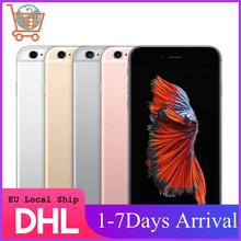 Unlocked Apple iPhone 6S Smartphone 4.7inch Original IOS Apple Phone 16/32/64/128GB ROM 12.0MP Dual Core A9 4G LTE Mobile Phone