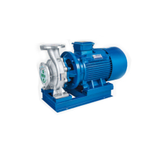 High Temperature Homebrew Stainless Steel  single-stage single-suction horizontal centrifugal water pump IHW25-125