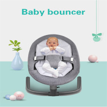 Детское кресло-качалка из алюминия для новорожденных, детское кресло-качалка, детская корзина для сна, автоматическая Колыбель для малышей