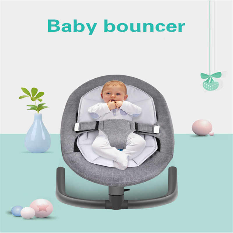 Super Load Bearing 60kg Baby Rocking Chair Without Electricity