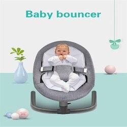 Baby Schommelstoel voor Aluminium Pasgeboren Swing Uitsmijter Stoel Baby Slapen Mand Automatische Cradle voor Peuter