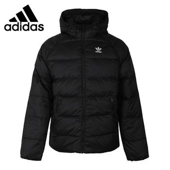 Original New Arrival Adidas Originals JACKET DET Men's Down coat Hiking Down Sportswear