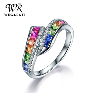 WEGARASTI Silver 925 Jewelry R