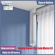 Aqara – moteur de rideau électrique Intelligent A1, fonctionne avec mijia Mihome, moteur de rideau à liaison directe WiFi, aucune passerelle Hub requise