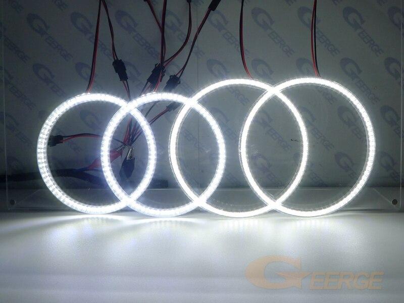 Купить ультра яркий smd светодиодный ангельские глазки набор колец