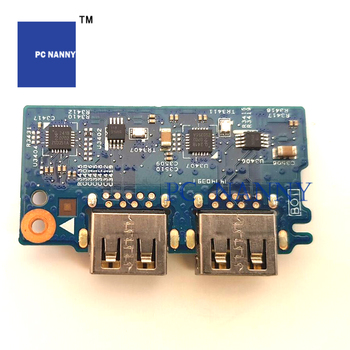 PCNANNY FOR Dell Inspiron 17-7737 7737 USB Board M54CP 0M54CP CN-0M54CP test good