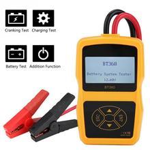 12V Automotive Vehicle Car Battery System Tester 3 in 1 Multifunction Check Digital Analyzer Diagnostic Auto Battery Tester цены онлайн