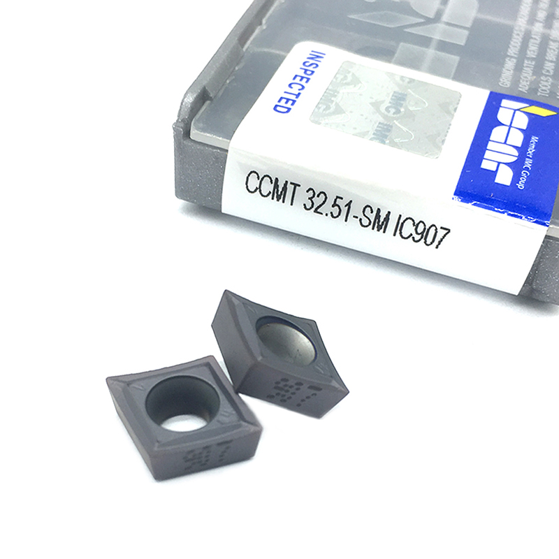 CCMT09T304 SM IC907 Internal Turning Tools CCMT 09T304 Carbide insert Lathe cutter Tool turning insert