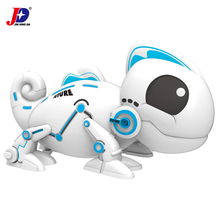 JXDA010 Remote Control Chameleon Pet Intelligent Toys Creative Robot Dinosaur For Children Kids Birthday Gifts Funny