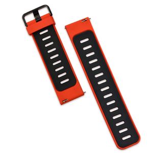 Image 5 - Bracelet de montre Original 22mm (largeur) Bracelet en silice pour Xiaomi Huami Amazfit GTR (47mm) Pace Stratos série
