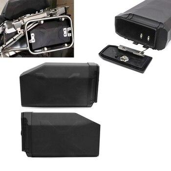 5 Liters locked repair Tool box Storage Case hand tools Suitcase Organizer 2 Box for BMW R1200GS / ADV 2014-2018 , R1250GS 2019