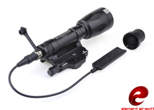 EX363 Eleman Taktik M620P Avcılık Flaş Led Çekim El Feneri