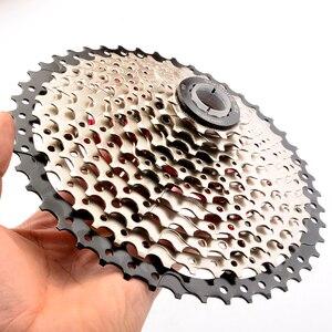 Image 4 - Frete grátis sol 8s 9 10s 11s 30s geschwredigkeit 36/42/46/50t freilauf breite verhaltnis montanha fahrrad schwungrad