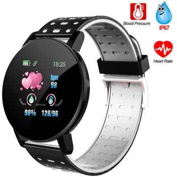 Fitness Bracelet Blood Pressure Measurement Smart Band Waterproof Fitness Tracker Watch Women Men Heart Rate Monitor Smartband