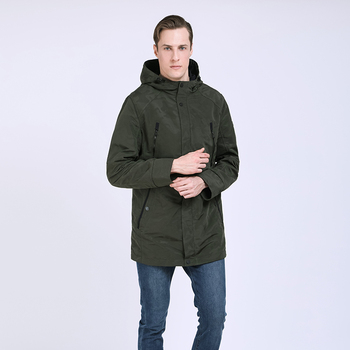 TALIFECK 2020 New camouflage Men's fashion casual hooded jackets  Spring Autumn Brand Clothing Mens Windbreaker Coats Male