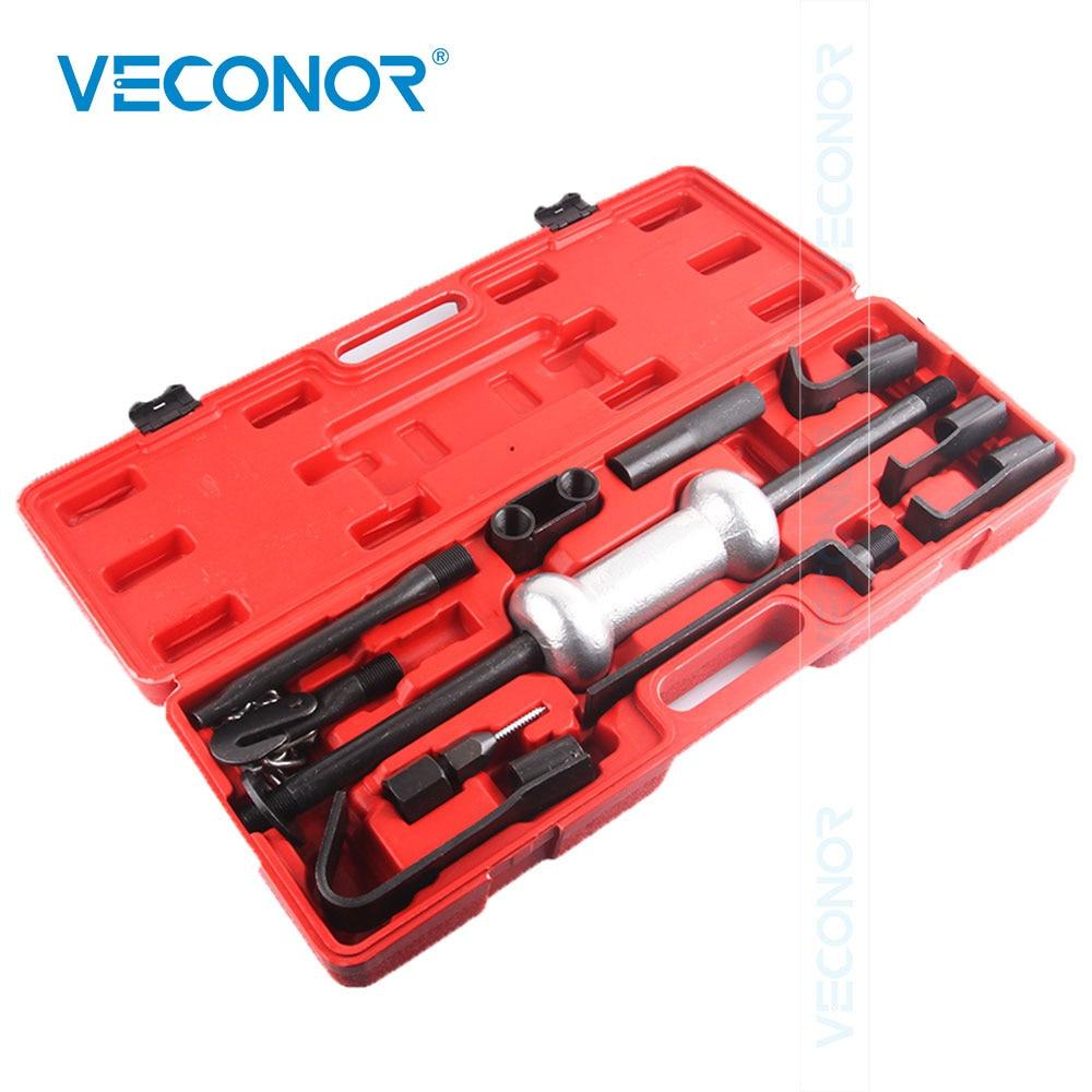 Sliding Hammer Tool Auto Repair Sheet Metal Tool Set For Car Body Panel Dent Repair Board Shaping