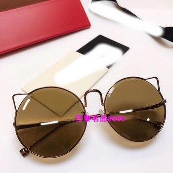 K04115 de lujo 2020 pista gafas de sol mujer marca diseñador lentes de sol para dama Carter gafas