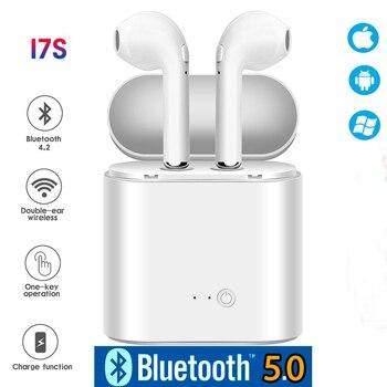 Airpoding i12 TWS sans fil écouteur qualité son dans l'oreille casque Sport casque avec boîte de charge pour iphone xiaomi i7s