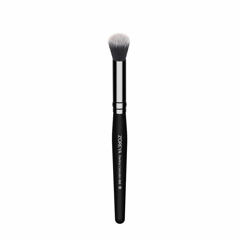 1 pçs quente profissional pincéis de maquiagem cosméticos ferramenta sombra pincel fundação mistura compõem escovas para olhos sombra