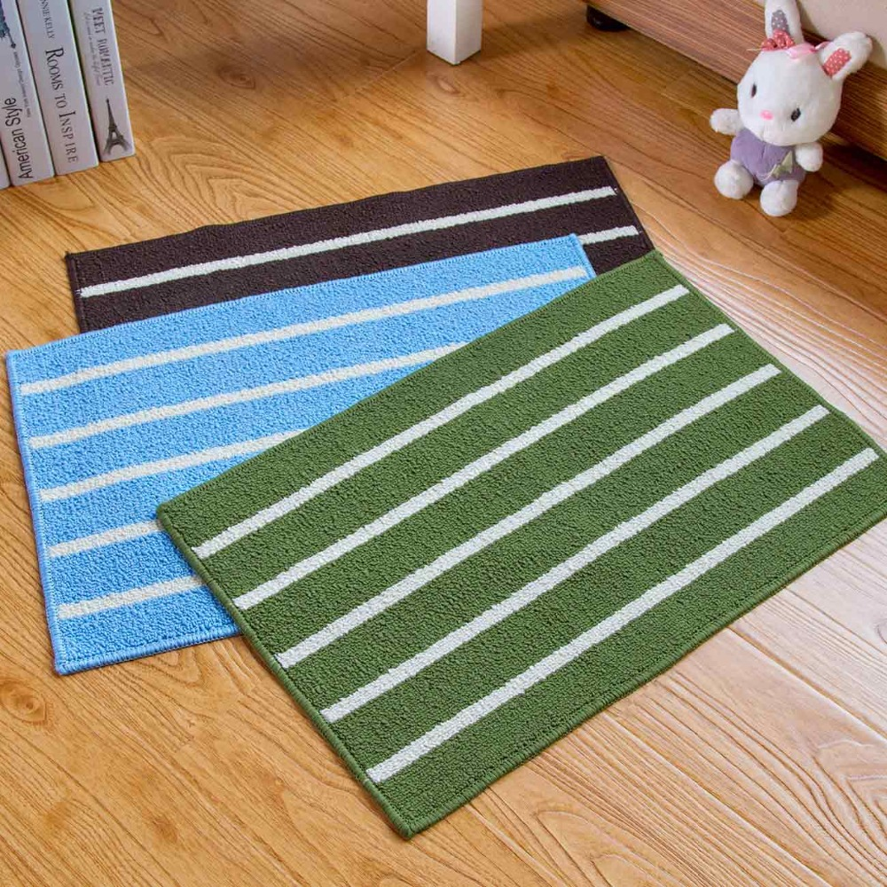 42x110CM Bath Mats Bathroom Rugs Non-Slip Kitchen Floor Rug