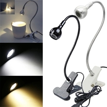 USB Power Supply Desk Lamp with Clip Holder Rechargeable USB Led Table Lamp Flexible Foldable Eye Protection Reading Book Lights cheap IUGFH CN(Origin)