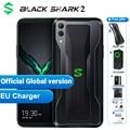 Globale version Xiaomi Schwarz Shark 2 Gaming Smartphone 128GB 8GB /6GB Snapdragon™855 6.39