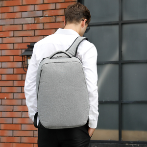 "Image 5 - Tigernu Brand Men Backpack Anti Theft USB Charge 17"" Laptop Backpack Male Women School Backpack School Bag High Quality Men Bag"