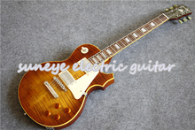 Hot Sale China OEM Chrome Hardware Suneye Standard Electric Guitar Custom Rosewood Fretboard DIY Guitarra Electrica In Stock