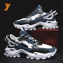 New Men Casual Shoes Lac-up Lightweight Comfortable Spring Sneakers Footwears Zapatillas Trainers ShoesStyle shoes