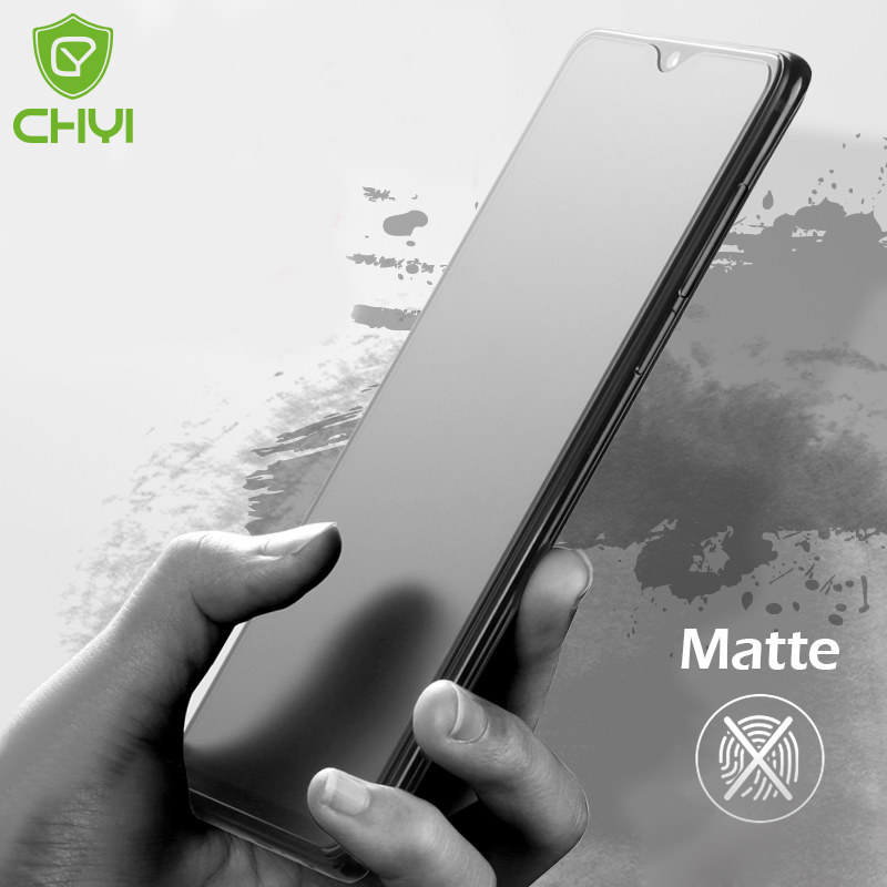 3 PCS matte + HD vidro de proteção para xiaomi redmi note 7 8 9 pro protetor de tela temperado para redmi 7 7a xiomi de vidro