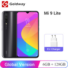 "Globale Version Xiao mi mi 9 Lite 6GB 128GB SmartPhone Snapdragon 710 Octa Core 6.39 ""Bildschirm 48MP triple Kamera 4030mAh Batterie NF(Hong Kong,China)"