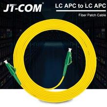 Lc apc к lc simplex 20 мм 30 ПВХ одномодовый волоконно оптический