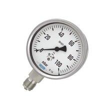 цена на Standard Stainless Steel Pressure Gauge Tire Pressure Gauge