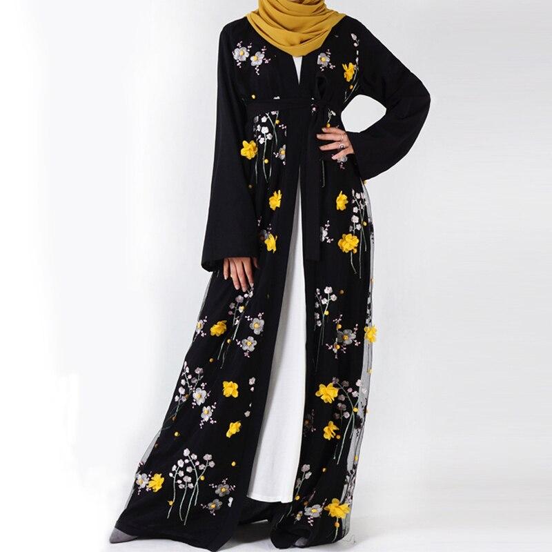 black yellow coat