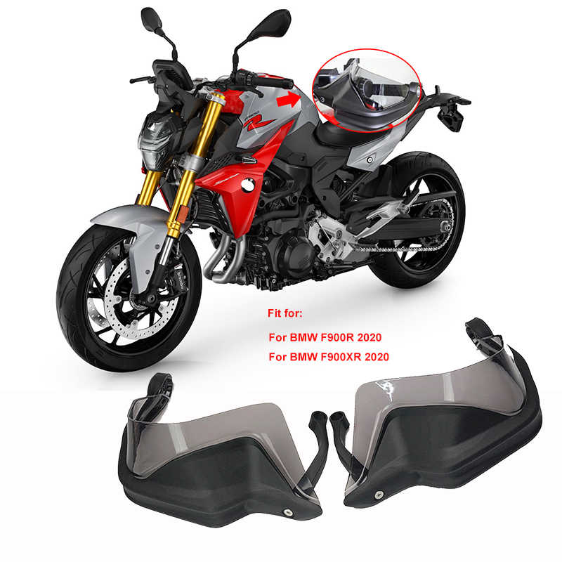 For BMW F900R F900XR  F 900 R F 900 XR 900R 900XR 2019 2020 Motorcycle Handguard Hand shield Protector Windshield