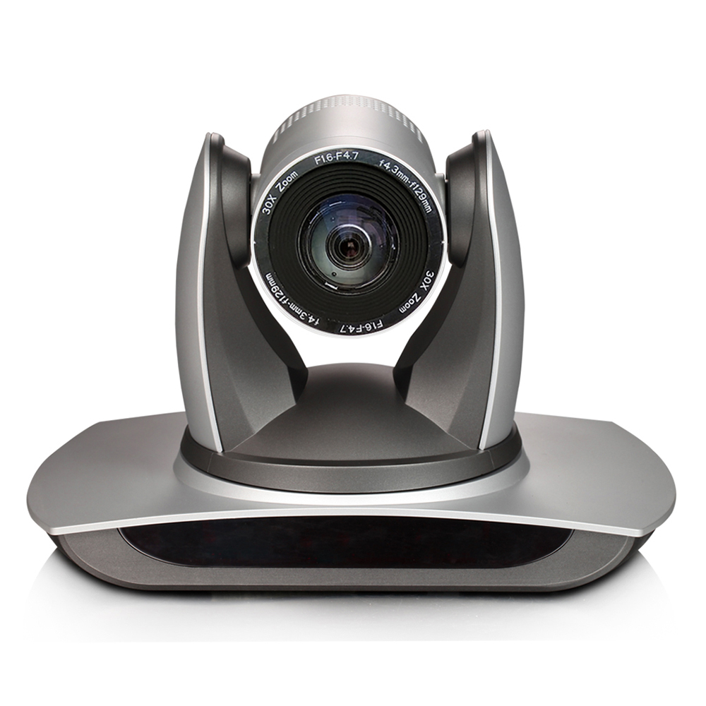 Live Streaming Video Conference Use 30x Optical Zoom PTZ Camera With 3GSDI DVI IP Interface image
