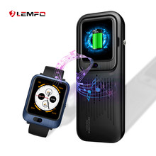 LEMFO LEM11 Smart Watch 4G Android7.1.1 3G+32G Support Camera WIFI GPS with 1200mah Power Bank Wireless Bluetooth Speaker(China)