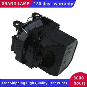 Image 4 - Para elpl57 v13h010l57 compatível lâmpada do projetor para EB 450Wi/EB 455W/EB 455Wi/EB 460/EB 460E/EB 460i/EB 460LW/EB 465i/h318a