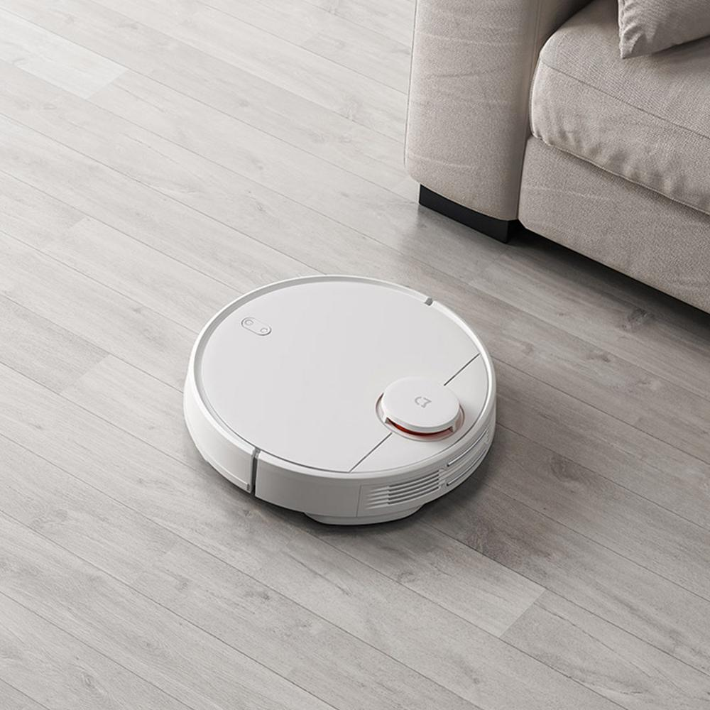 Image 5 - Xiaomi Mijia Sweeping Mopping Robot Vacuum Cleaner STYJ02YM 360 Degrees Laser Scanning  LDS Radar Ranging APP Control for Home-in Vacuum Cleaners from Home Appliances